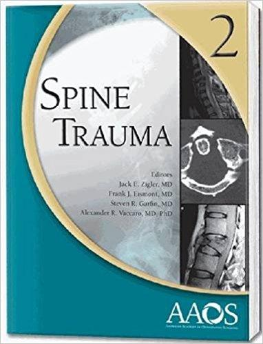 Spine Trauma, 2nd Edition - نورولوژی
